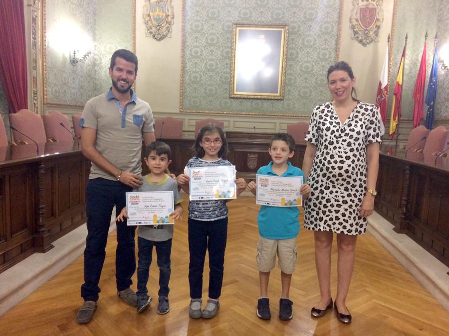 Ganadores concurso de fotos Diploma